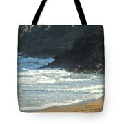 Rough Shores Tote Bag