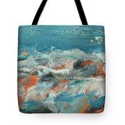 Rough Waters Tote Bag
