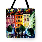 Rouin France Tote Bag