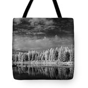 Round Lake State Park 2 Tote Bag