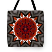 Round Table Pointed Conversation Tote Bag