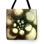 Round They Revolve  Tote Bag