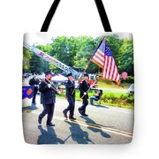 Round Top Vol. Fire Co. Inc. New York 1 Tote Bag