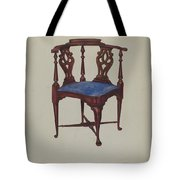 Roundabout Chair Tote Bag