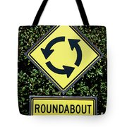 Roundabout Tote Bag