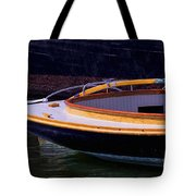 Rounding Out The Stern Tote Bag