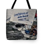 Rounding The Mark Tote Bag