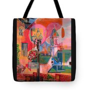 Rounds In Millville Tote Bag