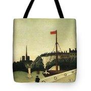 Rousseau 41 Henri Rousseau Tote Bag