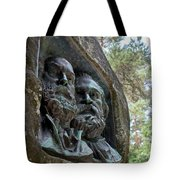 Rousseau And Millet Tote Bag