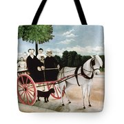 Rousseau: Cart, 1908 Tote Bag