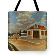 Rousseau: Factory, C1897 Tote Bag
