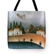 Rousseau: Fishermen, 1908 Tote Bag