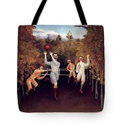Rousseau: Football, 1908 Tote Bag