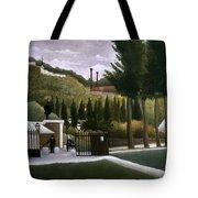 Rousseau: House, C1900 Tote Bag
