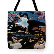 Rousseau: War, 1894 Tote Bag