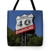 Route 40 Roadhouse Tote Bag