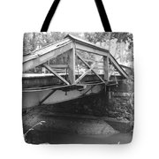 Route 532 Bridge Over The Delaware Canal - Washington's Crossing Tote Bag