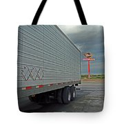 Route 66 - Dixie Truck Stop Tote Bag
