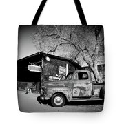 Route 66-58 Tote Bag