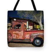 Route 66-61 Tote Bag