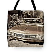 Route 66-69 Tote Bag