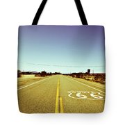 Route 66-73 Tote Bag