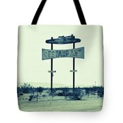Route 66-80 Tote Bag