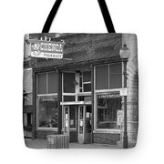 Route 66 - Chenoa Pharmacy Tote Bag