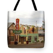 Route 66 - Kingman Arizona Tote Bag