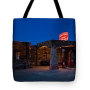 Route 66 Outpost Arizona Tote Bag