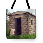 Route 66 - Texola Jail Tote Bag