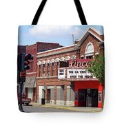 Route 66 Theater Tote Bag