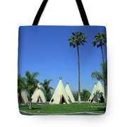 Route 66 - Wigwam Motel 4 Tote Bag