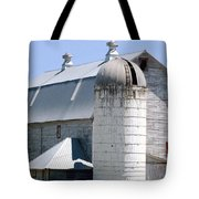 Route 81 Barn Tote Bag