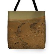 Roving Across Mars 2 - Mars Light Tote Bag