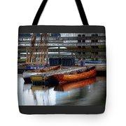 Row Boat Rental Tote Bag