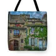 Row Houses Arles France_dsc5719_16_dsc5719_16 Tote Bag
