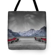 Row Row Tote Bag
