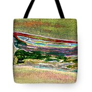 Rowboat Fluorescence 1 Tote Bag