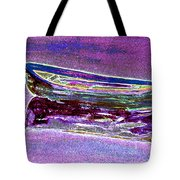 Rowboat Fluorescence 3 Tote Bag