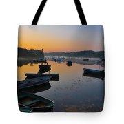 Rowboats At Rest Tote Bag