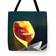 Rowboats In Rockport, Ma Tote Bag