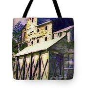 Rowe Quarry Tote Bag