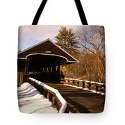 Rowell Bridge Tote Bag