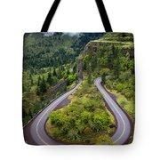 Rowena Crest Loops - Oregon Tote Bag