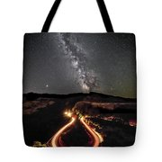Rowena Milky Way Tote Bag