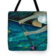 Rower Tote Bag