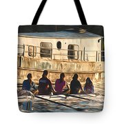 Rowers Tote Bag
