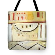 Rowhouse No. 1 Tote Bag